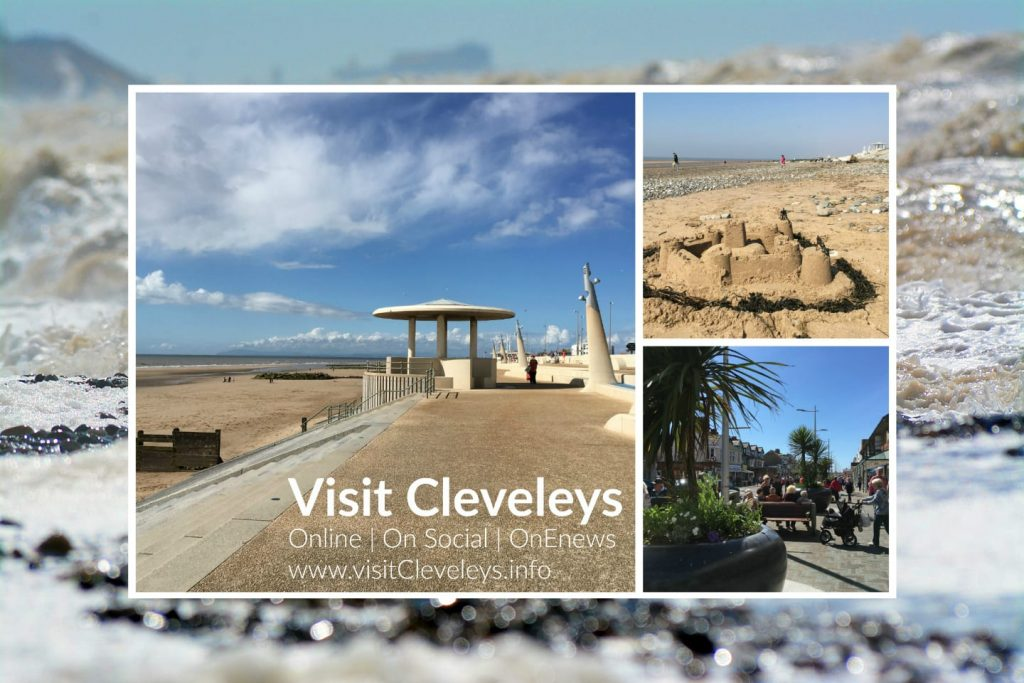 Look around the Visit Cleveleys website, part of A-Z of Fylde Coast Places