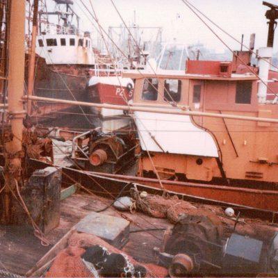 The Decline of Fleetwood Docks