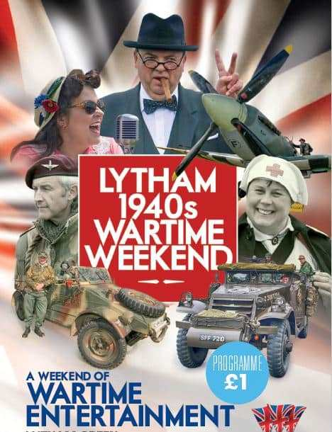 Lytham 1940's Wartime Weekend 2019