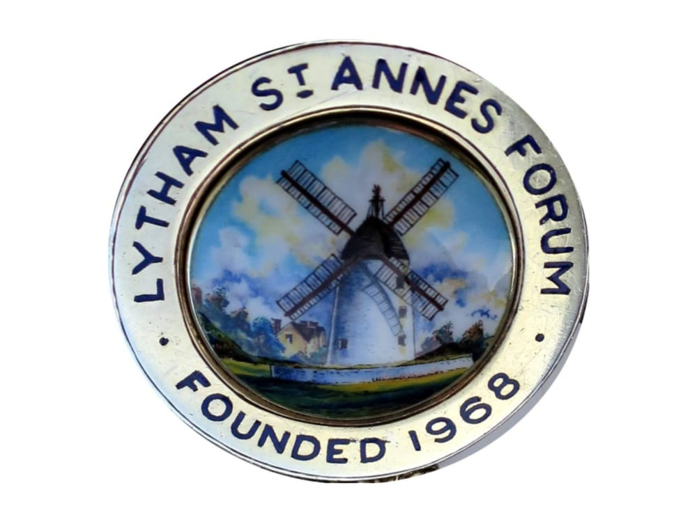 Lytham St Annes Men's Forum in 2019