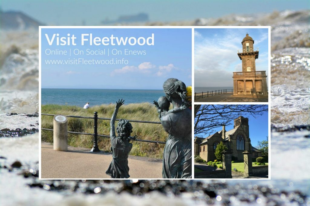 Look around the Visit Fleetwood website, part of the A-Z of Fylde Coast places