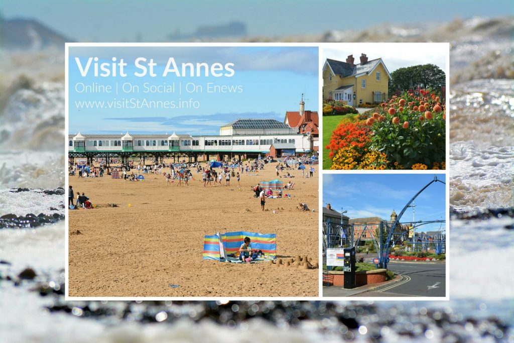 Look around the Visit St Annes website, part of the A-Z of Fylde Coast places