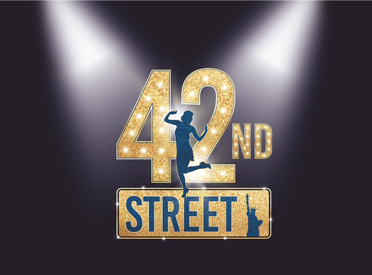 42nd Street at Blackpool Grand Theatre