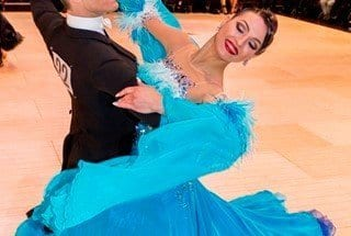 European Dance Championships at Blackpool Winter Gardens