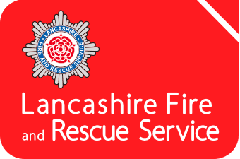 Lancashire Fire and Rescue Services Logo