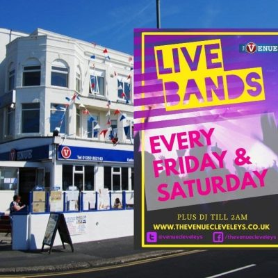 What's On at The Venue Cleveleys