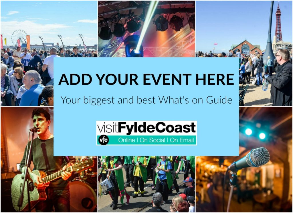 Add your event here