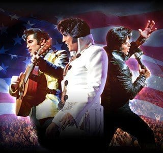 Elvis Tribute Artist World Tour at Blackpool Winter Gardens