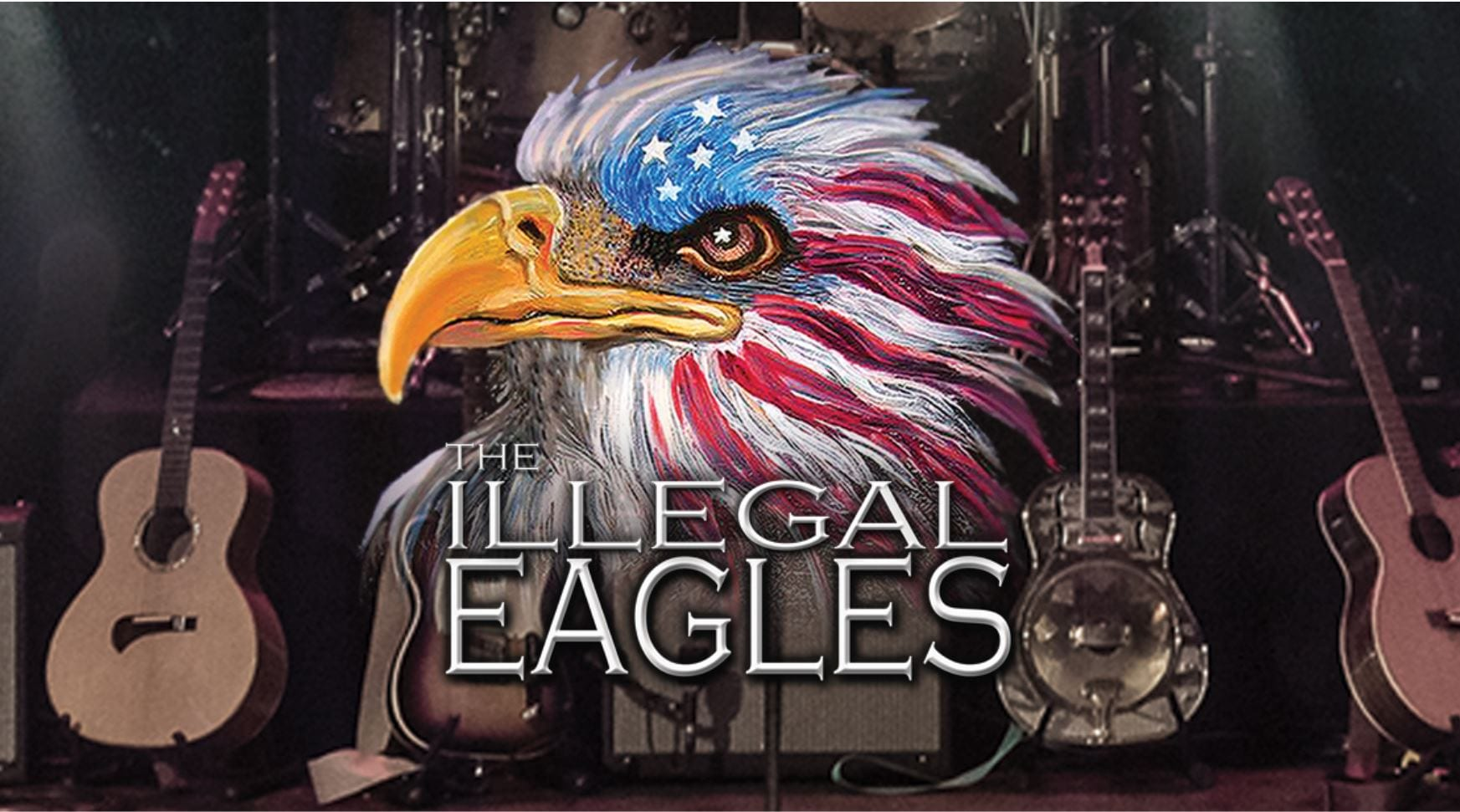 The Illegal Eagles at Blackpool Grand Theatre