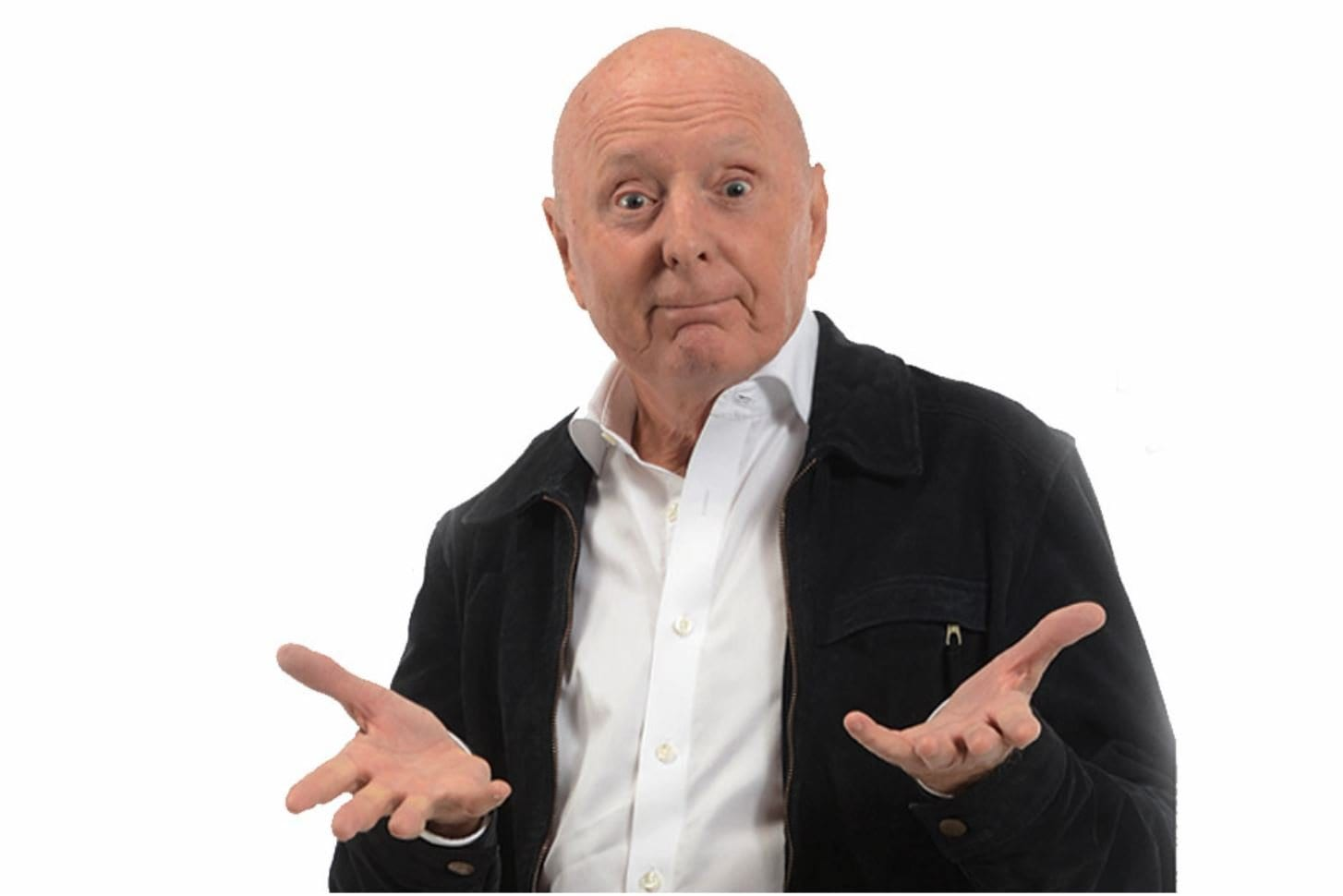 Jasper Carrott's Stand Up And Rock at Blackpool Grand Theatre