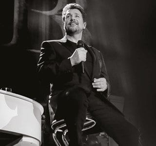 Michael Ball at Blackpool Winter Gardens
