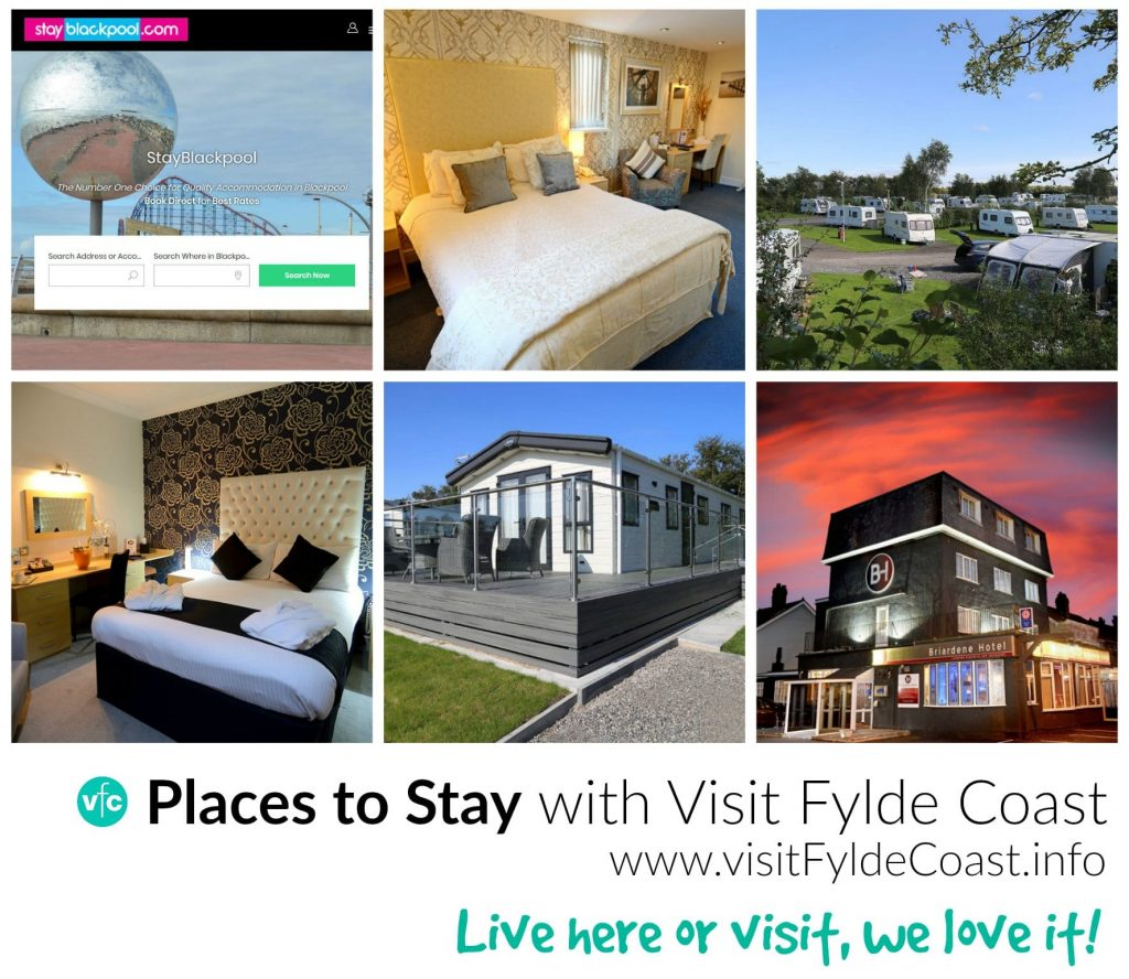 Places to Stay with Visit Fylde Coast