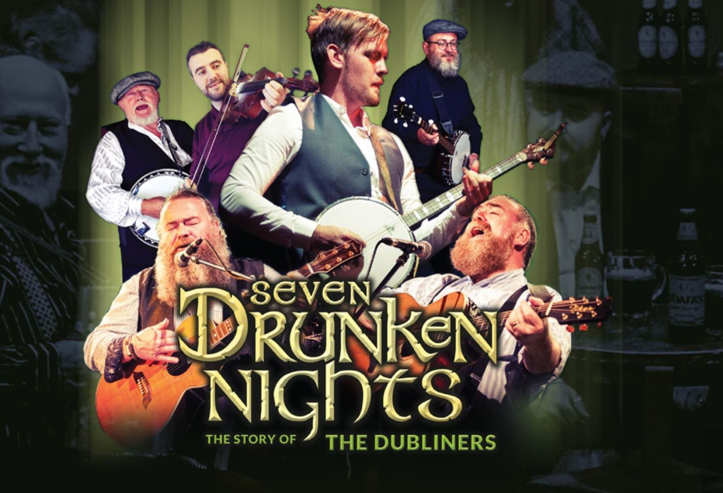 Seven Drunken Nights at Blackpool Grand Theatre