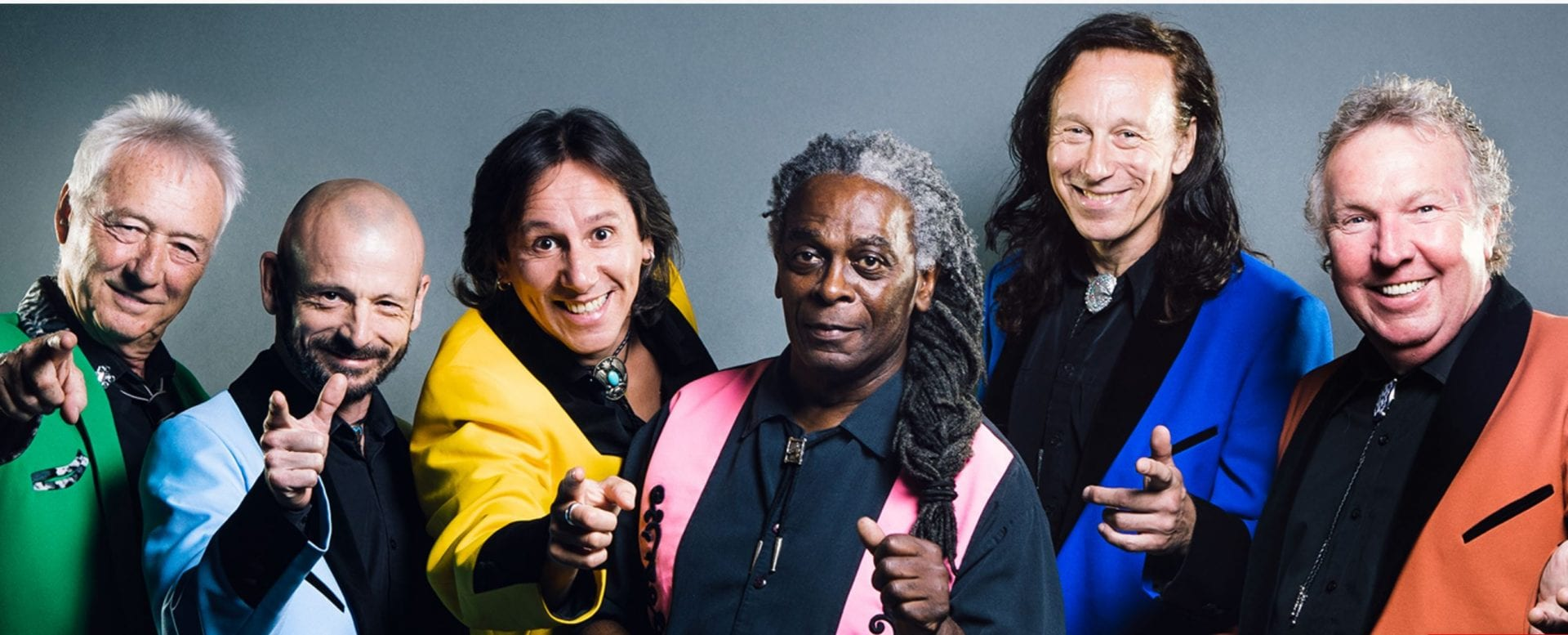 Showaddywaddy at Blackpool Grand Theatre