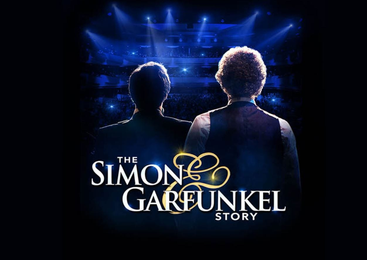 The Simon and Garfunkel Story at Blackpool Grand Theatre