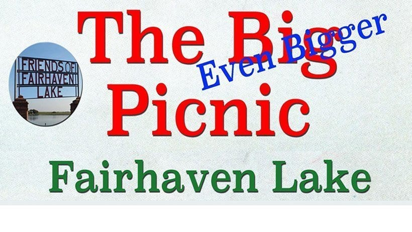 Big Picnic with Friends of Fairhaven Lake