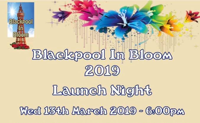 Blackpool In Bloom Launch Evening