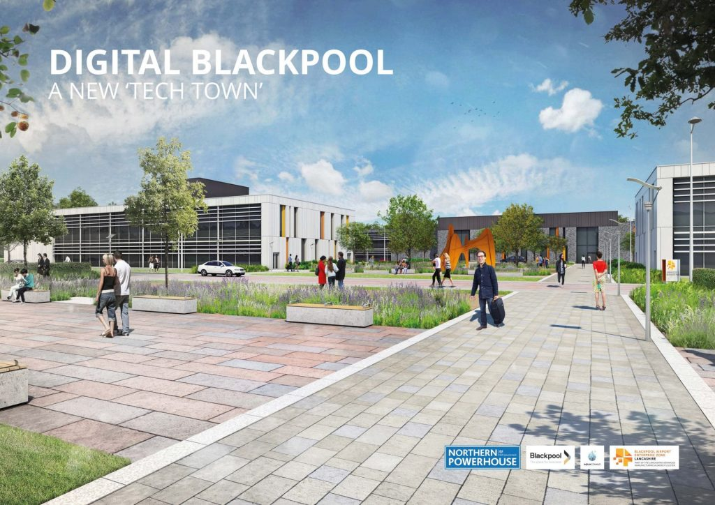 Digital Blackpool - bringing better broadband