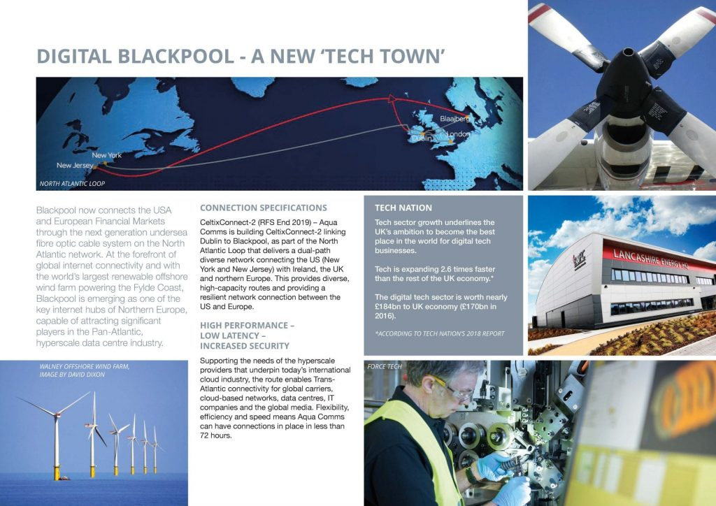 Digital Blackpool - a new tech town