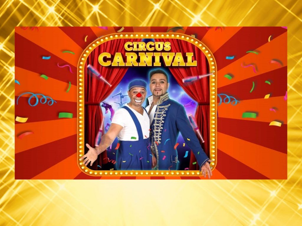 Showtimes for The Blackpool Tower Circus - August 2019