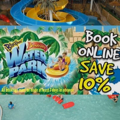 Swim Along to the Sandcastle Waterpark!