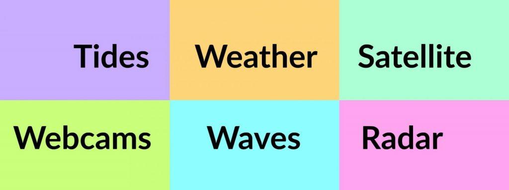 Coast Watchers data sources