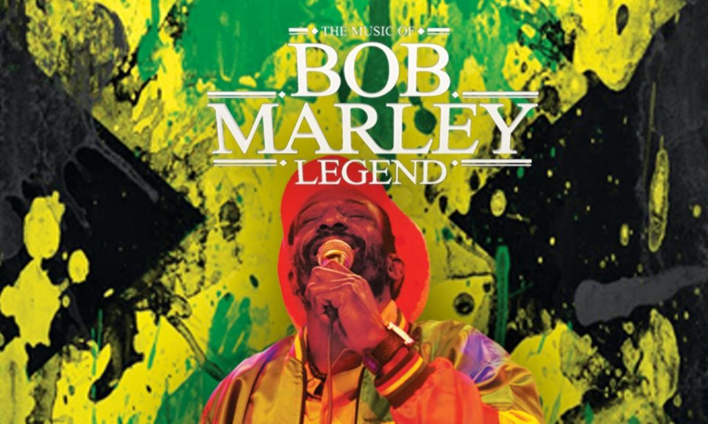 Legend - The Music of Bob Marley at Blackpool Grand Theatre
