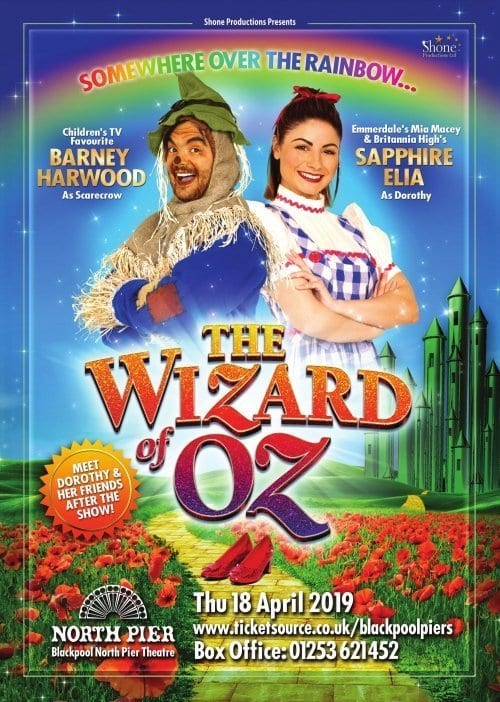 The Wizard of Oz at Blackpool North Pier