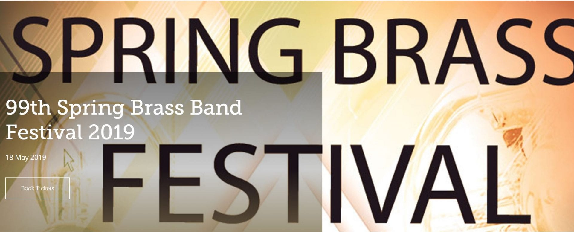 99th Spring Brass Band Festival 2019