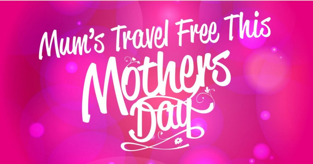Mums travel free on Mother's Day with Blackpool Transport