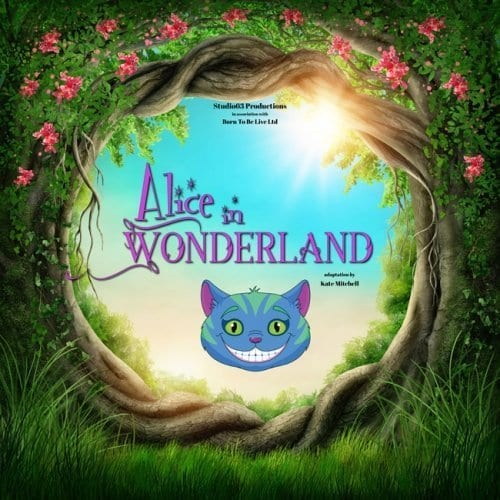 Alice in Wonderland at Blackpool North Pier