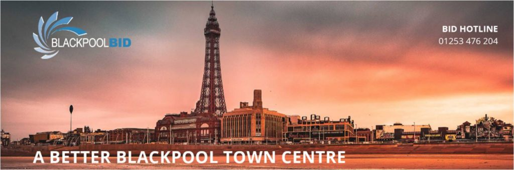 Blackpool BID, looking after Blackpool town centre