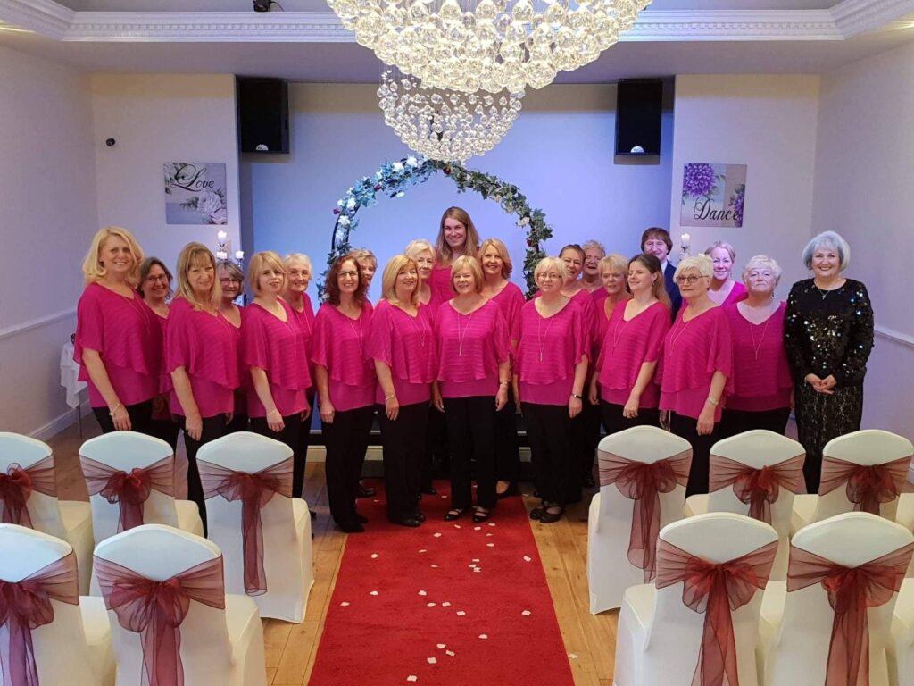 Capricorn Singers ladies choir