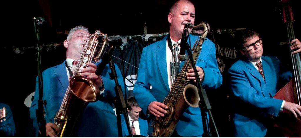 King Pleasure and the Biscuit Boys at Blackpool Grand Theatre