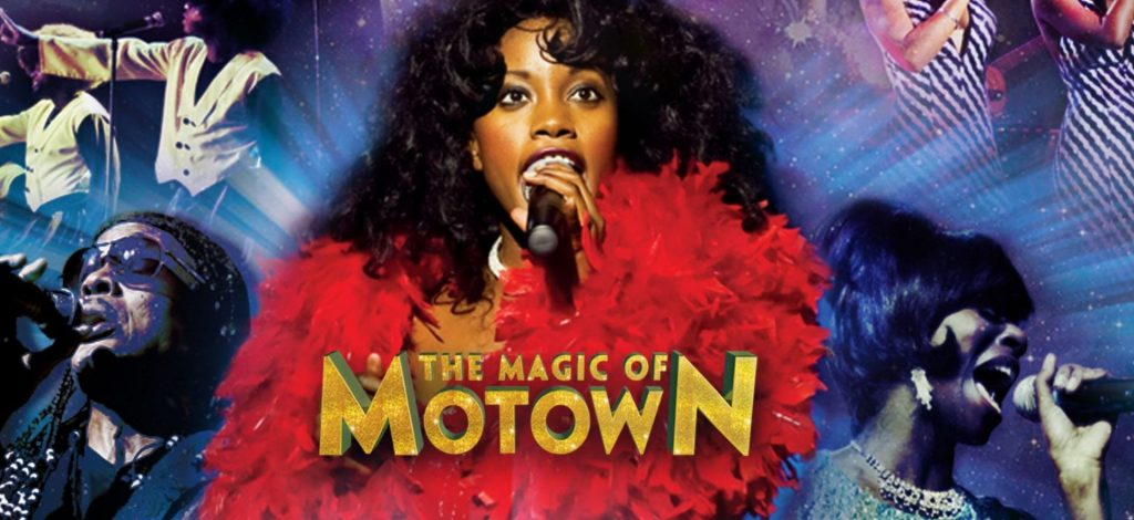 The Magic of Motown at Blackpool Grand Theatre