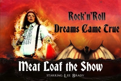 Rock 'n' Roll Dreams Came True - Meatloaf The Show at Blackpool North Pier