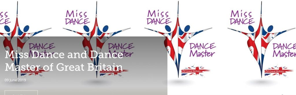 final of the International Dance Teachers Association competition to award the titles of Miss Dance and Dance Master of Great Britain 2019.