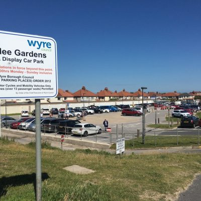 New Wyre Car Parking Charges for 2019