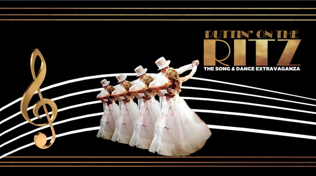 Puttin' On The Ritz at Blackpool Grand Theatre