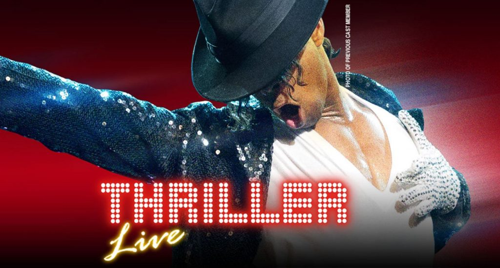 Thriller Live at Blackpool Grand Theatre
