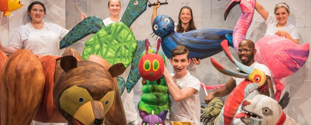The Very Hungry Caterpillar Show at Blackpool Grand Theatre