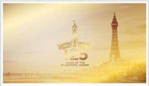 125th Birthday celebrations at the Blackpool Tower