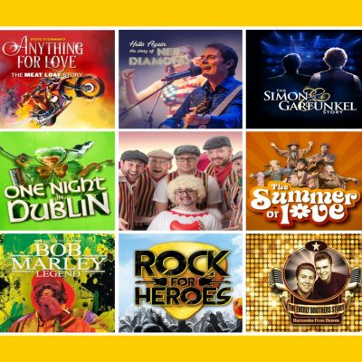 What's On at Blackpool Grand Theatre