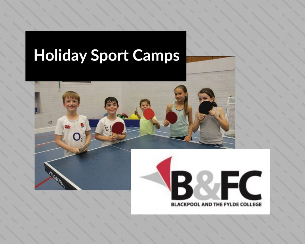 Summer Holiday Sport Camps at B&FC