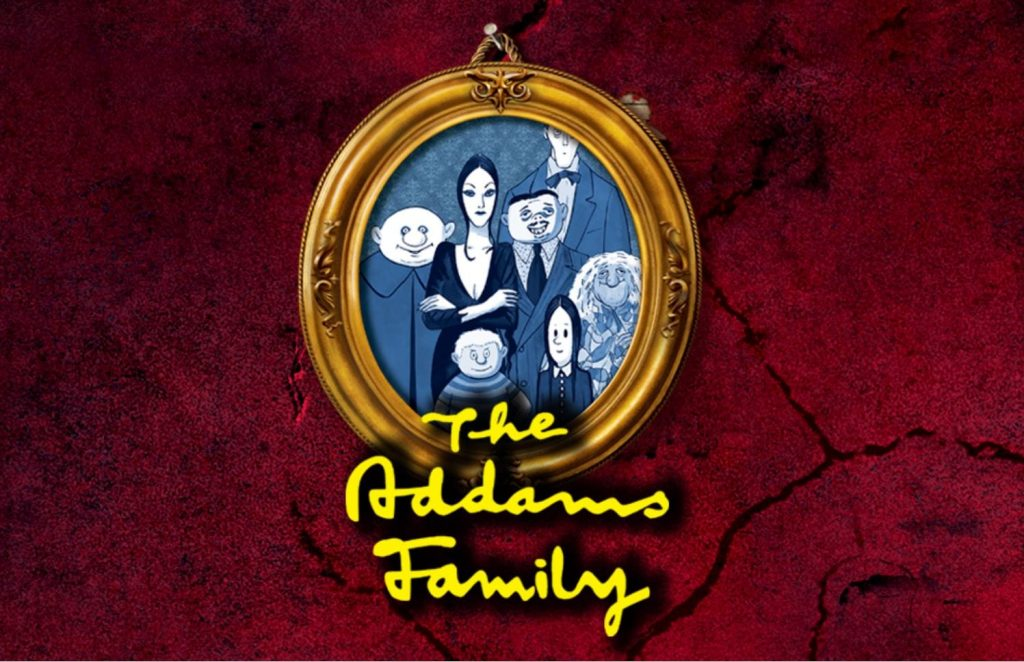 The Addams Family at Blackpool Grand Theatre
