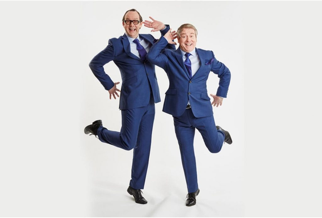 An Evening of Eric and Ern at Blackpool Grand Theatre