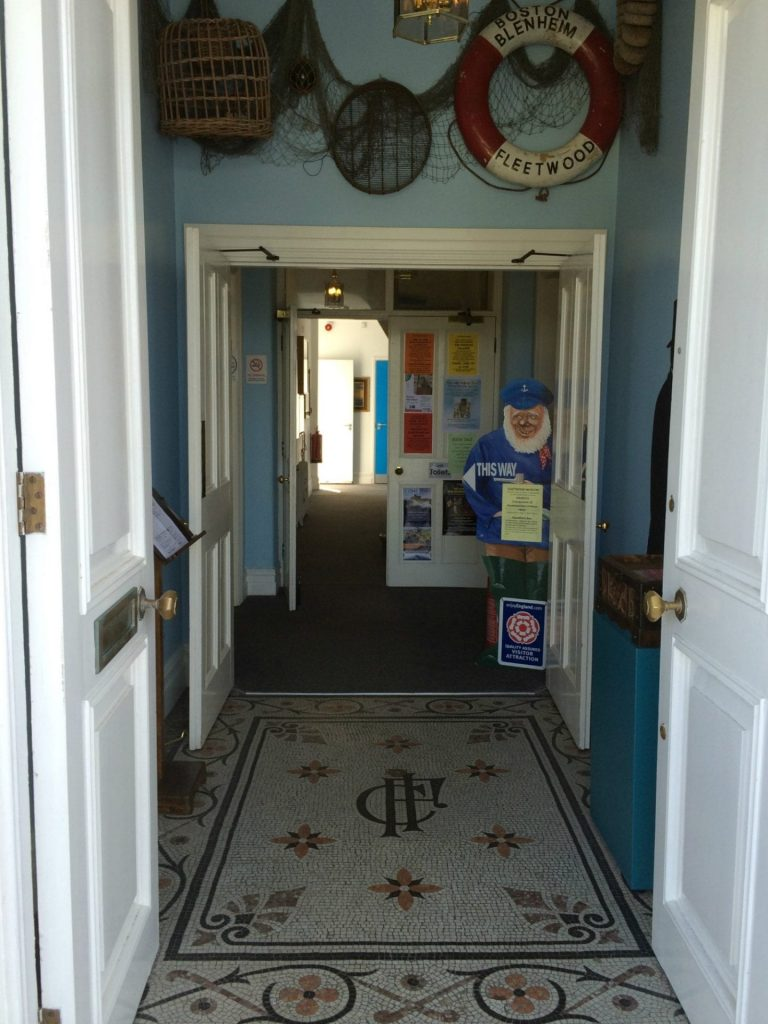 Find all kinds of interesting things inside Fleetwood Museum...