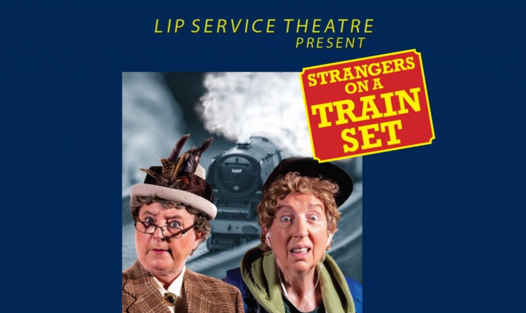 Strangers on a Train Set at Blackpool Grand Theatre