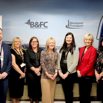 Blackpool Transport Invests in Apprentices