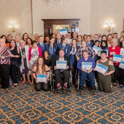 Blackpool Coastal Housing Community Awards 2019